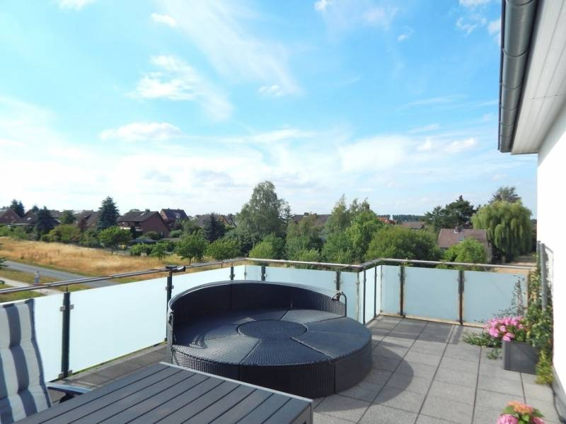 + + BS-Lamme + + Penthouse mit Weitblick